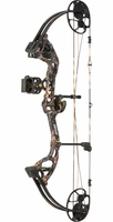 Bear Cruzer Lite RTH Compound Bow Package Moonshine Wildfire