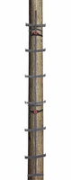 Big Dog Climbing Sticks 24 ft.
