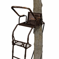 Big Game Treestands Warrior DXT Ladder Stand