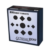 Big Shot Iron Man Extreme 500 Target 24""