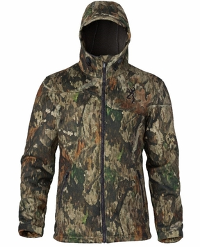 Browning Hells Canyon Speed Hellfire FM Insulated Gore Windstopper Jacket