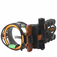 Copper John TST Micro Bow Sight 3 Pin .019 with Light