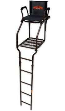 Copper Ridge Ultra Comfort Archer's Ladder Tree Stand
