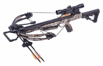 Crosman Centerpoint Mercenary 370 Crossbow Package