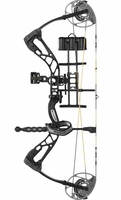 Diamond Edge 320 Compound Bow Package Black