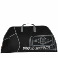 Easton Micro Flatline Bow Case Black and Silver