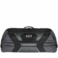 Easton World Cup Bow Case Black and Grey