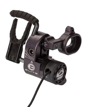Elite Archery QAD HDX Arrow Rest Black