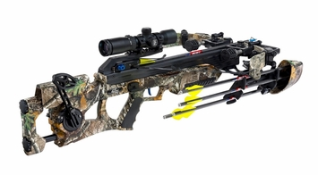 Excalibur Assassin 360 Crossbow Package with Tact Zone Scope