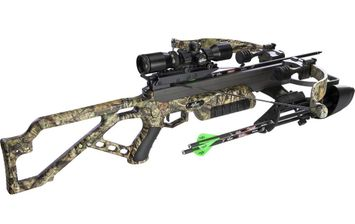 Excalibur Micro Axe 340 Crossbow Package Mossy Oak Country