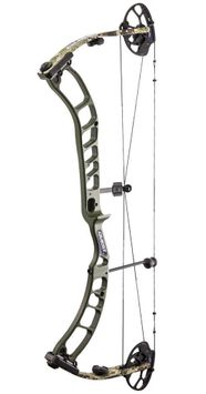 G5 Quest Thrive Compound Bow Ghost Green and Subalpine Camo