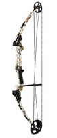 Genesis Gen X Compound Bow White Camo