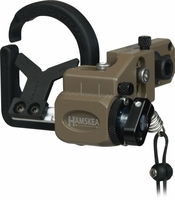 Hamskea Hybrid Hunter Pro Micro Arrow Rest Coyote