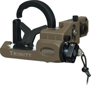 Hamskea Trinity Hunter Pro Micro Arrow Rest Coyote