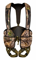 Hunter Safety System Hybrid Flex Safety Harness with Elimishield