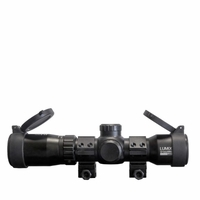 Killer Instinct Lumix Speedring 1.5-5 x 32 IR-E Crossbow Scope