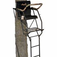 Muddy Stronghold 1.5 Ladder Stand 21'