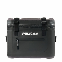 Pelican Soft Cooler Black 12 Can