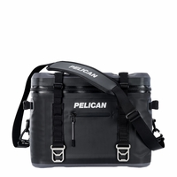 Pelican Soft Cooler Black 24 Can