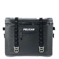Pelican Soft Cooler Black 48 Can