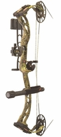PSE Ferocity RTS Compound Bow Package Mossy Oak Country