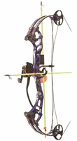 PSE Mudd Dawg Bowfishing Bow Package Dk'd Blue