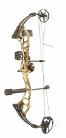 PSE Stinger Extreme RTS Compound Bow Package Mossy Oak Country