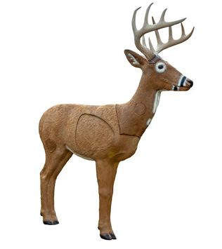 Rinehart Woodland Jimmy Big Tine Deer Target