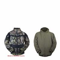 Rivers West 3 Season System Jacket Realtree Edge Camo