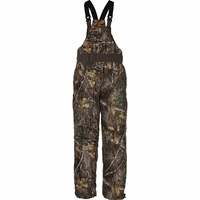 Scent Blocker Drencher Insulated Bib Realtree Edge