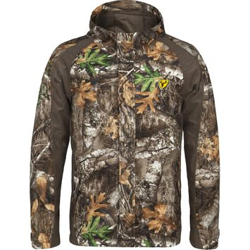 Scent Blocker Drencher Insulated Jacket Realtree Edge