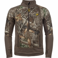Scent Blocker Thermal Hybrid Top Realtree Edge