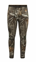 Scentlok Baselayer AMP Lightweight Pants Realtree Edge Camo