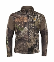 Scentlok Baselayer AMP Midweight Top Realtree Edge Camo