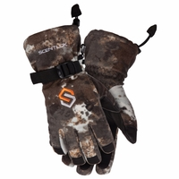 ScentLok BE:1 Fortress Gloves True Timber O2 Whitetail Camo