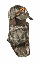 Scentlok Full Season Midweight Ultimate Headcover Realtree Edge Camo