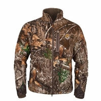 Scentlok Revenant Fleece Jacket Realtree Edge Camo