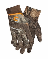 Scentlok Savanna Lightweight Shooters Gloves Realtree Edge Camo