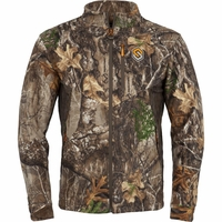 ScentLok Windbrace Fleece Jacket Realtree Edge