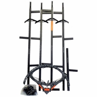 Skyline Safety System Climbing Sticks 18 Ft. with Skyline Safety System
