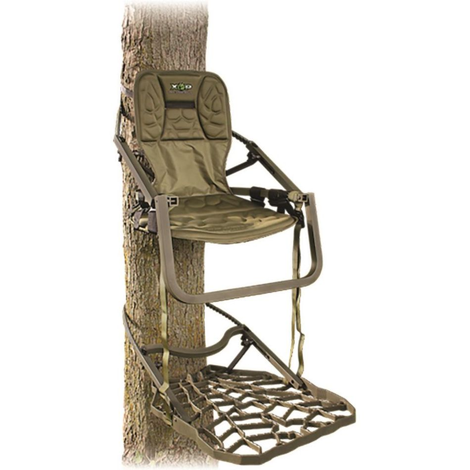 Xtreme Outdoor Products Xop Ambush Sit And Climb Treestand