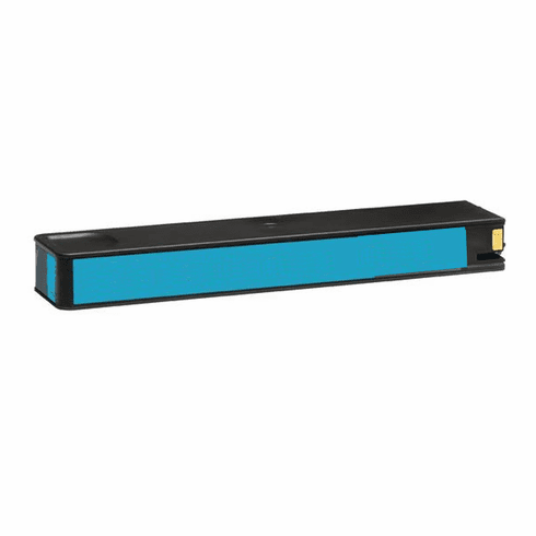 Compatible HP 972X (L0R98AN) Cyan High Yield Ink Cartridges for HP PageWide Pro Series