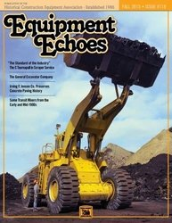 Equipment Echoes #118 - Fall 2015