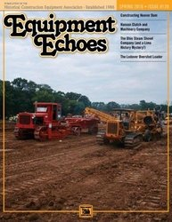 Equipment Echoes #120 - Spring 2016