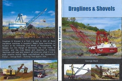 """NEW"" #3041  Draglines & Shovels DVD"