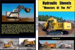 """NEW"" #3042 Hydraulic Shovels ""Monsters of the Pit"" DVD"