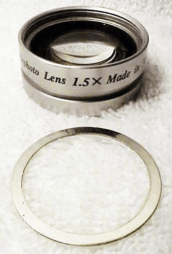 1.5X Phoenix Magnetic Auxiliary Telephoto Lens for Digital Cameras (new) (No 2)