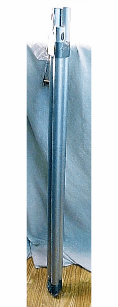 10 Foot 3 Section Background Center Pole with Pegs for Mounting
