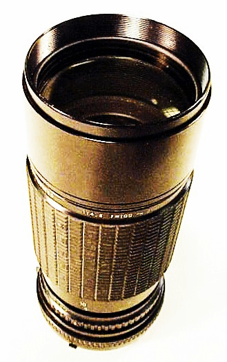 100-200mm f4.5 Sigma Zoom in Nikon AIS mount