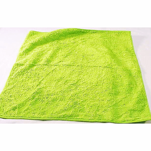 """13"""" x 13"""" Thick Micro Fiber Lens Cleaning Cloth"""